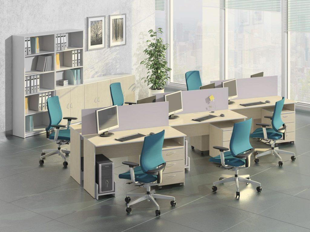 модульная офисная